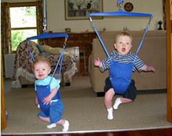 jolly jumper twins